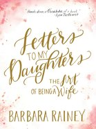 Letters to My Daughters eBook
