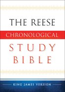 KJV Reese Chronological Study Bible eBook