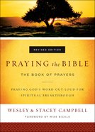 Praying the Bible eBook