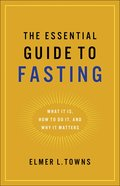 The Essential Guide to Fasting eBook