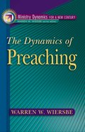 Dynamics of Preaching eBook