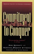 Commitment to Conquer eBook