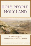 Holy People, Holy Land eBook
