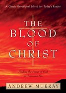 The Blood of Christ eBook