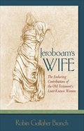 Jeroboam's Wife eBook