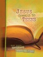 Jesus Speaks to Teens eBook