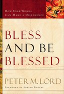 Bless and Be Blessed eBook