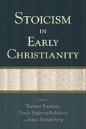 Stoicism in Early Christianity eBook