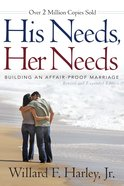 His Needs, Her Needs eBook