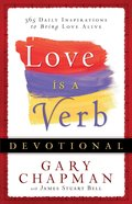 Love is a Verb Devotional eBook