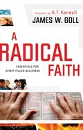 A Radical Faith eBook