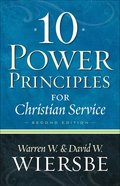 10 Power Principles For Christian Service eBook
