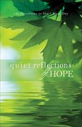 Of Hope (Quiet Reflections Series) eBook