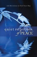 Of Peace (Quiet Reflections Series) eBook