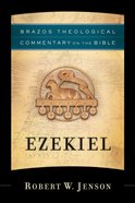 Ezekiel (Brazos Theological Commentary On The Bible Series) eBook