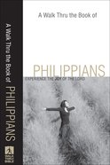 A Walk Thru the Book of Philippians (New Inductive Bible Study Series) eBook