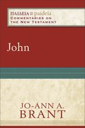 John (Paideia Commentaries On The New Testament Series) eBook