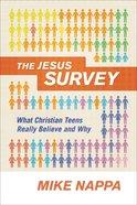 The Jesus Survey eBook