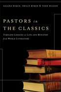 Pastors in the Classics eBook