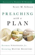 Planning Your Preaching eBook