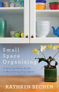Small Space Organising eBook