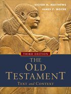 The Old Testament: Text and Context (Third Edition) eBook