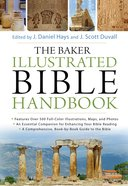 The Baker Illustrated Bible Handbook eBook
