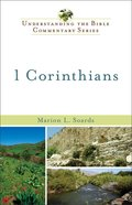 1 Corinthians (Understanding The Bible Commentary Series) eBook