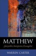 Matthew eBook