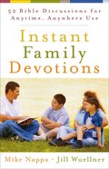 Instant Family Devotions eBook
