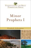 Minor Prophets I (Understanding The Bible Commentary Series) eBook