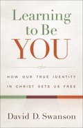 Learning to Be You eBook