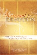 Designed For Devotion eBook