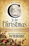 Is For Christmas eBook
