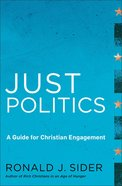 Just Politics eBook