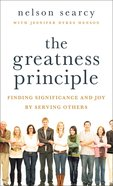The Greatness Principle eBook