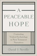 A Peaceable Hope eBook
