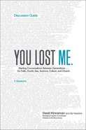 You Lost Me (Discussion Guide) eBook