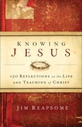Knowing Jesus eBook