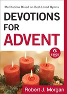 Devotions For Advent eBook
