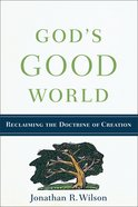 God's Good World eBook