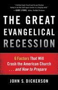 The Great Evangelical Recession eBook