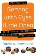 Serving With Eyes Wide Open eBook