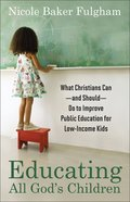 Educating All God's Children eBook