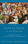 Invitation to the Psalms eBook