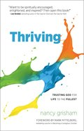Thriving eBook