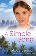 A Simple Song eBook