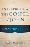 Interpreting the Gospel of John eBook