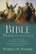 Bible Personalities eBook
