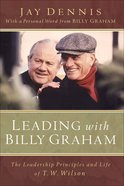Leading With Billy Graham eBook